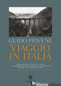 VIAGGIO IN ITALIA - PIOVENE GUIDO