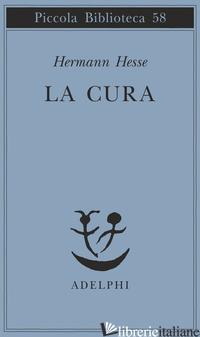 CURA (LA) - HESSE HERMANN