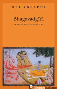 BHAGAVADGITA - ESNOUL A. (CUR.)