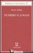 NUMERO E LOGOS - ZELLINI PAOLO