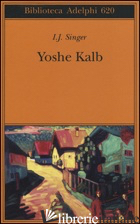 YOSHE KALB - SINGER ISRAEL JOSHUA