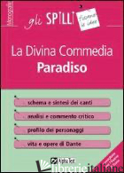 DIVINA COMMEDIA: PARADISO (LA) - DE BENEDITTIS MARINA; TORNO SABRINA