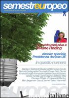 SEMESTRE EUROPEO 2 - ANNO 2 DICEMBRE 2011 - AA.VV.