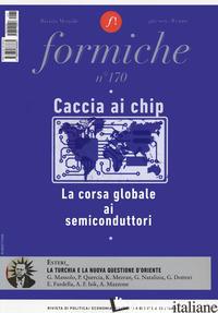 FORMICHE. VOL. 170 - AA.VV.