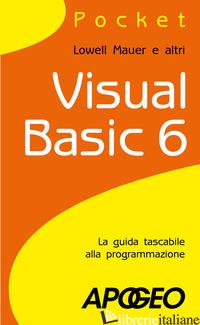 VISUAL BASIC 6 - LOWELL MAUER