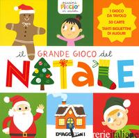 GRANDE GIOCO DEL NATALE. EDIZ. A COLORI. CON GIOCO (IL) - LUPANO LISA