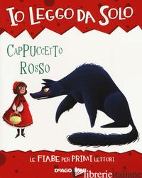 CAPPUCCETTO ROSSO - VALENTINO PAOLO; LOMBARDI S. (CUR.)
