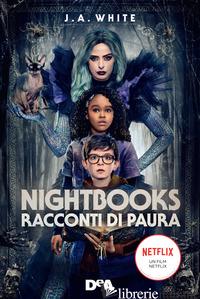 NIGHTBOOKS. RACCONTI DI PAURA - MCLACHLAN JENNY