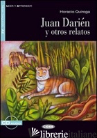 JUAN DARIEN Y OTROS REL. CON CD AUDIO - PLANAS CARMELO V.