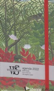 FORESTA PLUVIALE CON SCIMMIE. AGENDA 2022 -