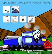 GIORNATA IN CAMPAGNA. IL TRENINO ANDREA. INBOOK. EDIZ. CAA (UNA) - LONGONI SOFIA