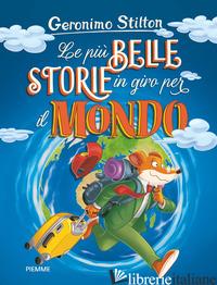 PIU' BELLE STORIE IN GIRO PER IL MONDO: APPUNTAMENTO... COL MISTERO!-IL MISTERO  - STILTON GERONIMO