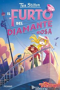 FURTO DEL DIAMANTE ROSA (IL) - STILTON TEA