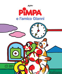 PIMPA E L'AMICO GIANNI. EDIZ. A COLORI - ALTAN