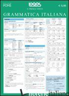 A PRIMA VISTA. GRAMMATICA: ITALIANO -