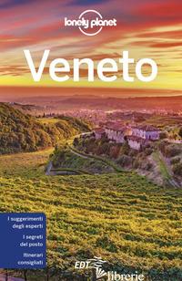 VENETO. CON CARTINA - BASSI GIACOMO; FALCONIERI DENIS; FORMENTI ANDREA; PASINI PIERO; RANDO CINZIA
