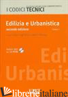 EDILIZIA E URBANISTICA - ROTA G. LUIGI; CHIERCHIA CARMEN