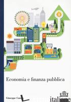 ECONOMIA E FINANZA PUBBLICA - CAMPA GIUSEPPE