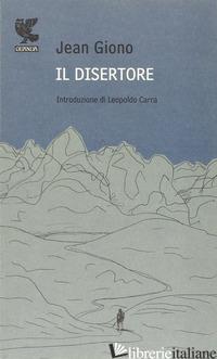DISERTORE (IL) - GIONO JEAN