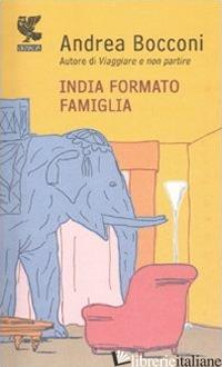 INDIA FORMATO FAMIGLIA - BOCCONI ANDREA