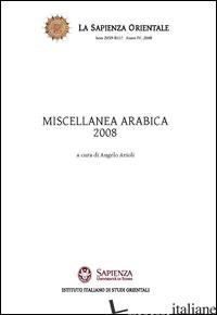 MISCELLANEA ARABICA 2008 - ARIOLI ANGELO