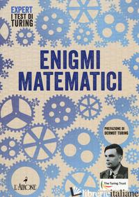 ENIGMI MATEMATICI -