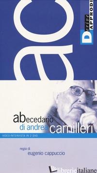 ABECEDARIO DI ANDREA CAMILLERI. 2 DVD. CON LIBRO IN BROSSURA - CAMILLERI ANDREA; CAPPUCCIO EUGENIO