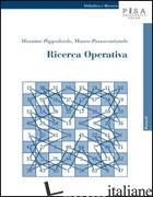 RICERCA OPERATIVA - PAPPALARDO MASSIMO; PASSACANTANDO MAURO