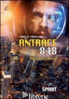 ANTRACE 848 - MARTINELLI MARCO