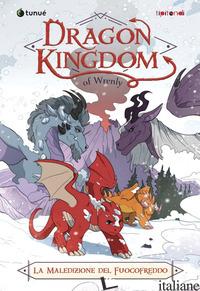 MALEDIZIONE DEL FUOCO FREDDO. DRAGON KINGDOM OF WRENLY (LA). VOL. 1 - QUINN JORDAN; DI MARCO S. (CUR.)