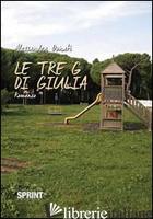TRE G DI GIULIA (LE) - DONATI ALESSANDRA