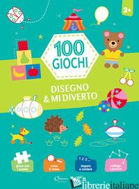DISEGNO & MI DIVERTO. 100 GIOCHI. EDIZ. A COLORI -