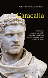 CARACALLA - GALIMBERTI ALESSANDRO