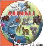 ANIMALI. EDIZ. A COLORI - TESTA BRUNO