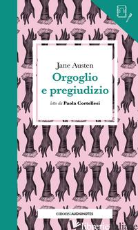 ORGOGLIO E PREGIUDIZIO LETTO DA PAOLA CORTELLESI - AUSTEN JANE