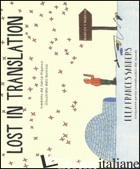 LOST IN TRANSLATION - SANDERS ELLA FRANCES