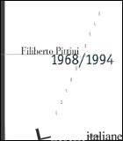 FILIBERTO PITTINI. FOTOGRAFIE (1868-1900). EDIZ. ILLUSTRATA - AA VV