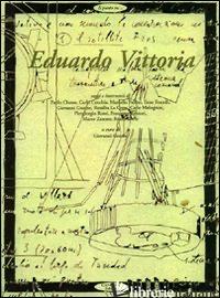 EDUARDO VITTORIA: TUTTE LE ARCHITETTURE - GUAZZO G. (CUR.)