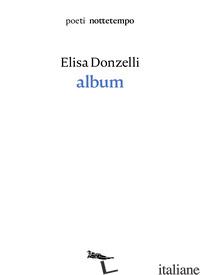 ALBUM - DONZELLI ELISA