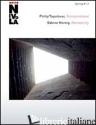 SPRING 1/2. PHILIP TOPOLOVAC AND SABINE HORNIG. EDIZ. MULTILINGUE - GISBOURNE MARK