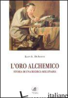 ORO ALCHEMICO (L') - DOBERER KURT K.