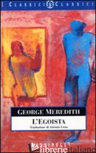 EGOISTA (L') - MEREDITH GEORGE