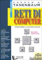 RETI DI COMPUTER - TANENBAUM ANDREW S.