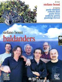 BALDANDERS. AUDIOLIBRO. CD AUDIO - BENNI STEFANO