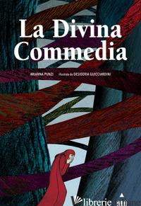 DIVINA COMMEDIA. EDIZ. A COLORI (LA) - PUNZI ARIANNA