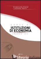 CORSO DI ISTITUZIONI DI ECONOMIA. VOL. 2 - GIOIA VITANTONIO; PERRI STEFANO