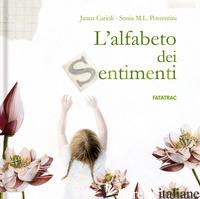 ALFABETO DEI SENTIMENTI. EDIZ. A COLORI (L') - CARIOLI JANNA