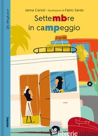 SETTEMBRE IN CAMPEGGIO - CARIOLI JANNA