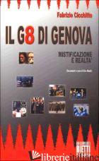 G8 DI GENOVA (IL) - CICCHITTO FABRIZIO