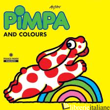 PIMPA AND COLOURS - ALTAN